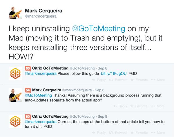 Gtfo Gotomeeting Mark Cerqueira